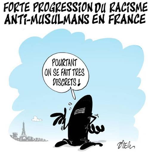 Dilem – Racisme en France