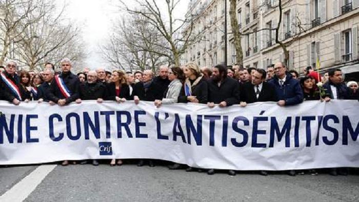 Égale soutient la tribune contre le nouvel antisémitisme