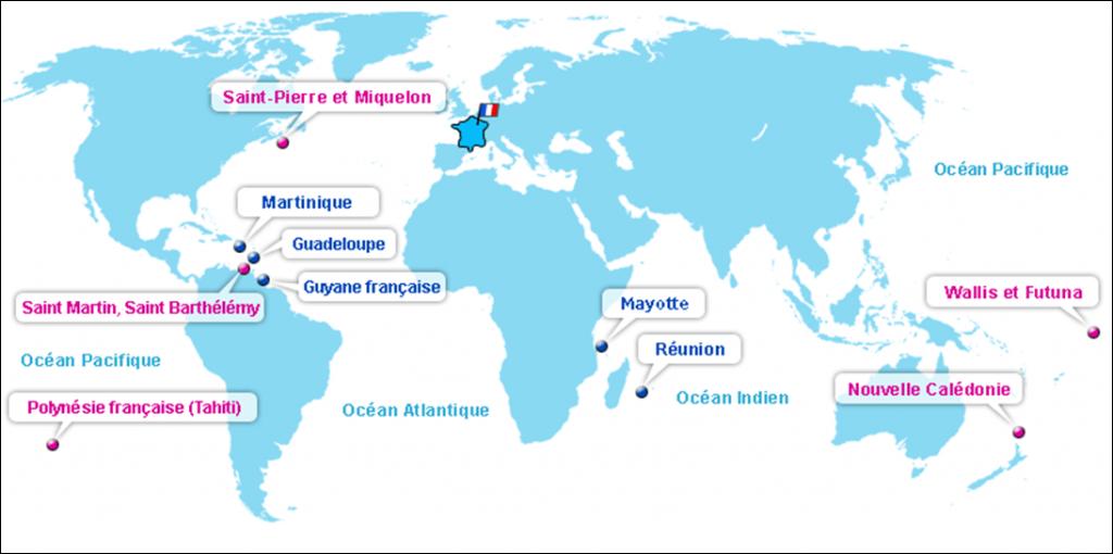 Une exception à la loi de séparation des Églises et de l'État : le régime des cultes outre-mer. Une particularité : le régime applicable en Guyane.