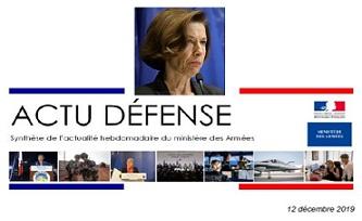 Florence Parly présente le livret : «Expliquer la laïcité Française».