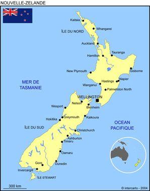 La Nouvelle-Zélande dépénalise l'avortement