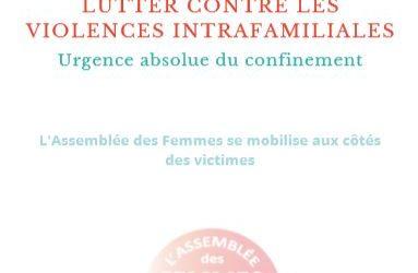 Un guide pour lutter contre les violences intrafamiliales.